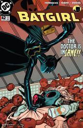Batgirl (2000-) #42