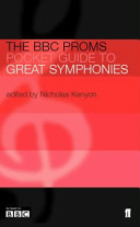 The BBC Proms Pocket Guide to Great Symphonies PDF