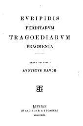 Evripidis tragoediae: Τόμος 3