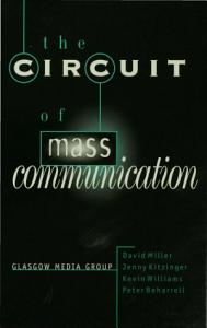 The Circuit of Mass Communication Book