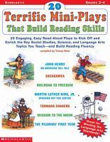 20 Terrific Mini plays that Build Reading Skills PDF