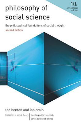 Philosophy of Social Science PDF