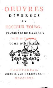 Oeuvres diverses de Young Edward