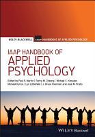 IAAP Handbook of Applied Psychology PDF