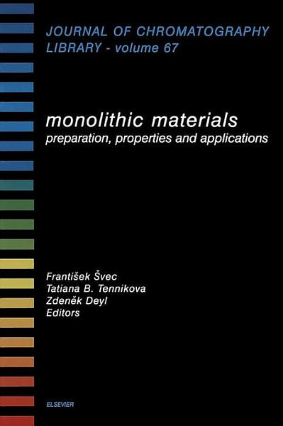 Download Monolithic Materials Book