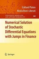 Numerical Solution of Stochastic Differential Equations with Jumps in Finance PDF