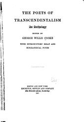 The Poets of Transcendentalism: An Anthology