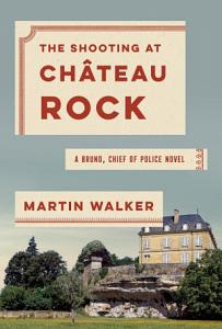 The Shooting at Chateau Rock Book