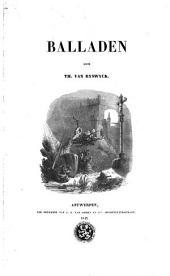 Balladen door Th. van Rijswijck