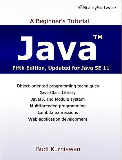 Java  A Beginner s Tutorial  5th Edition  PDF