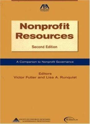 Nonprofit Resources PDF