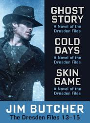 The Dresden Files Collection 13 15 Book PDF