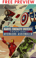 Marvel Cinematic Universe  Phase One  Avengers Assembled FREE PREVIEW PACK PDF