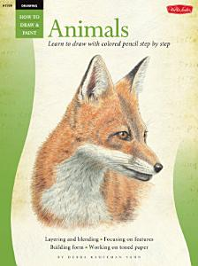 Drawing  Animals in Colored Pencil PDF