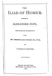 The Iliad of Homer: Books 1-6