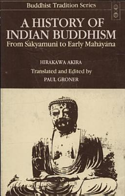 A History of Indian Buddhism PDF