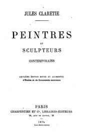 Peintres et sculpteurs contemporains