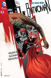 Batwoman (2011-) #21