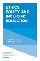 Ethics  Equity  and Inclusive Education PDF