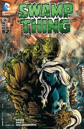 Swamp Thing (2011-) #36