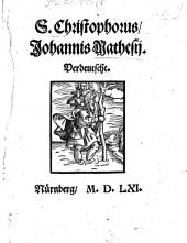 S. Christophorus