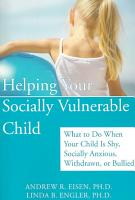 Helping Your Socially Vulnerable Child PDF