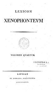 Lexicon Xenophonteum...