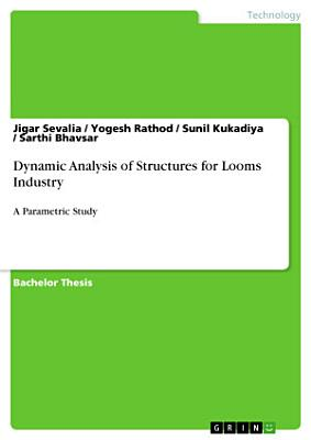 Dynamic Analysis of Structures for Looms Industry