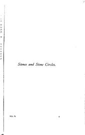 The Gentleman's Magazine Library: Being a Classified Collection of the Chief Contents of the Gentleman's Magazine from 1731 to 1868, Volume 6