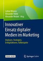 Innovativer Einsatz digitaler Medien im Marketing PDF