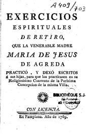 Exercicios spirituales de retiro