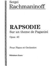 Rhapsodie, Op. 43