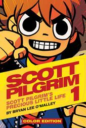 Scott Pilgrim, Vol. 1: Scott Pilgrim's Precious Little Life Color Edition