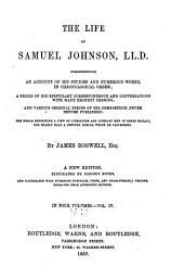 The Life of Samuel Johnson: Volume 4
