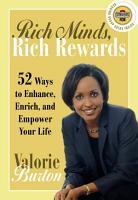 Rich Minds  Rich Rewards PDF