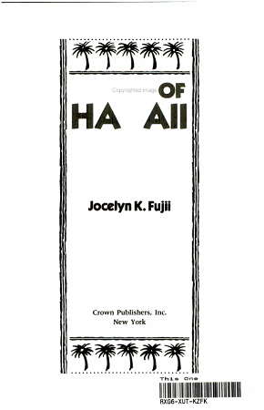 The Best of Hawaii PDF