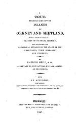 A Tour Through Some of the Islands of Orkney and Shetland