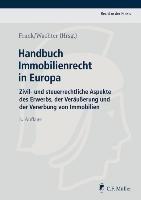 Immobilienrecht in Europa PDF