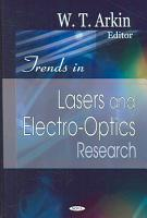 Trends in Lasers and Electro optics Research PDF