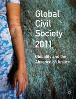 Global Civil Society 2011 PDF