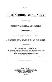 High-school Astronomy