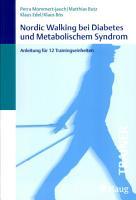 Nordic walking bei Diabetes und Metabolischem Syndrom PDF