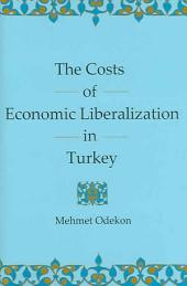 The Costs of Economic Liberalization in Turkey