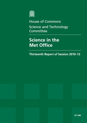 Science in the Met Office