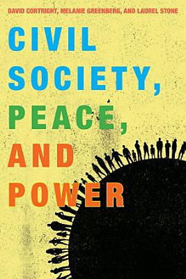 Civil Society  Peace  and Power