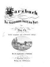Harzbuch: oder, Der geleitsmann durch den Harz