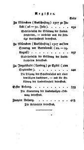 Baierische Landtags-handlungen in den jahren 1429 bis 1513: Band 16