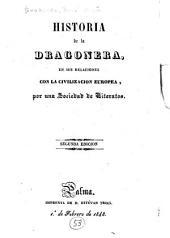 Historia de la Dragonera en sus relaciones con la civilizacion europea