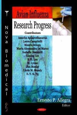 Avian Influenza Research Progress PDF