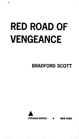 Red Road of Vengeance A dead man stalks the Ranger Ace